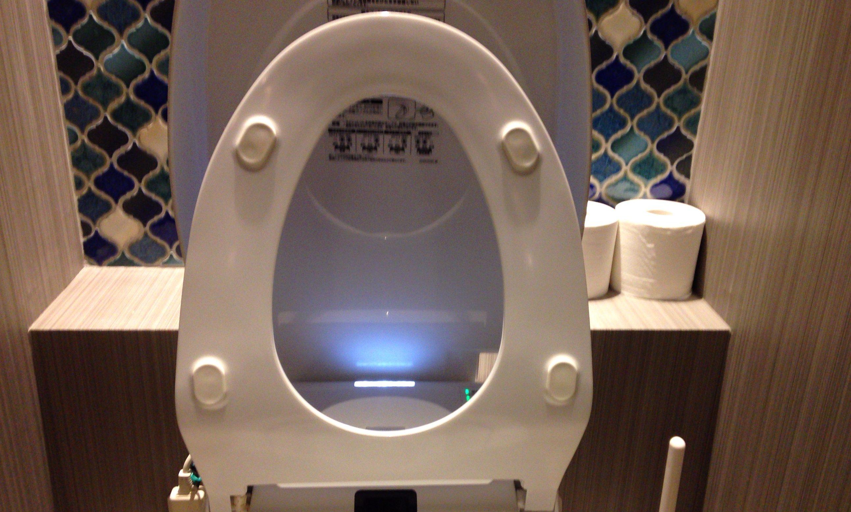 トイレ掃除を簡単に綺麗さを保つには便座を上げておく!