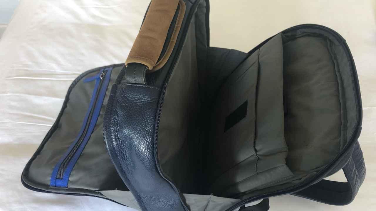 ドイツにバッグパック1つで出張した持ち物リストを公表します