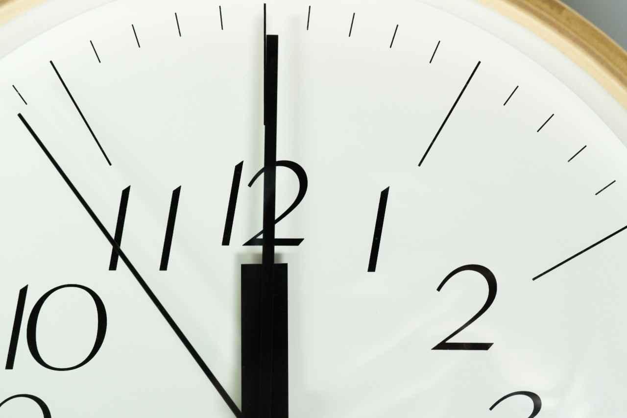 習慣化には昼までの目標を設定すると効果が高い