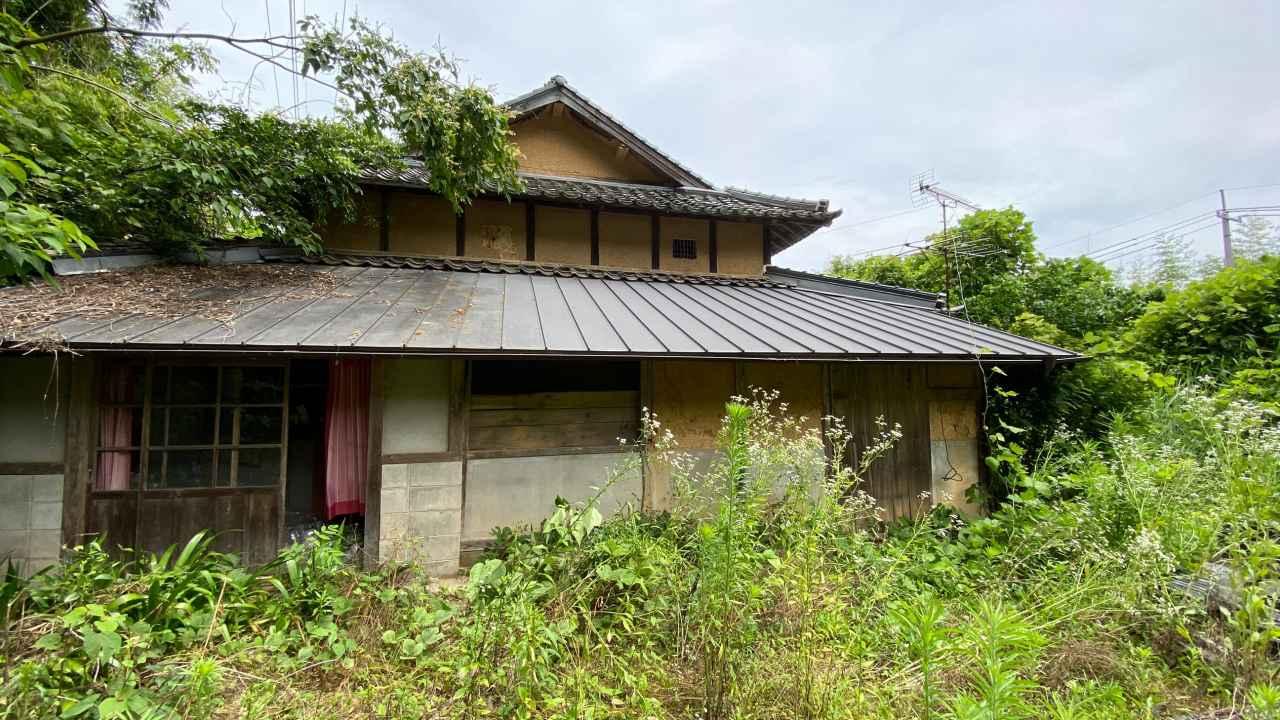 田舎の放置された古民家の処分はリモートでもできた