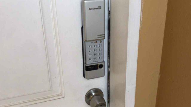 デジタルドアロック