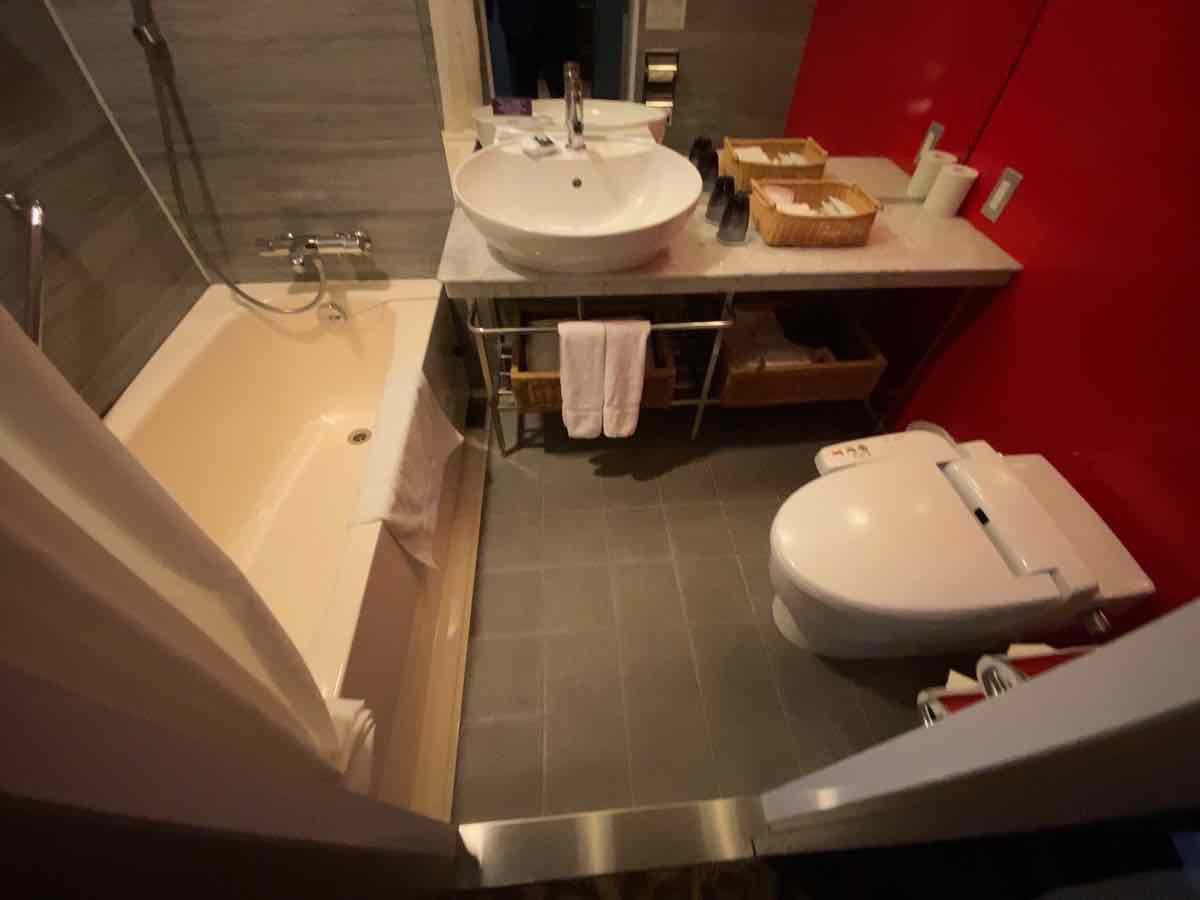 出張時に夕食会後に手洗い洗濯を時短でする方法