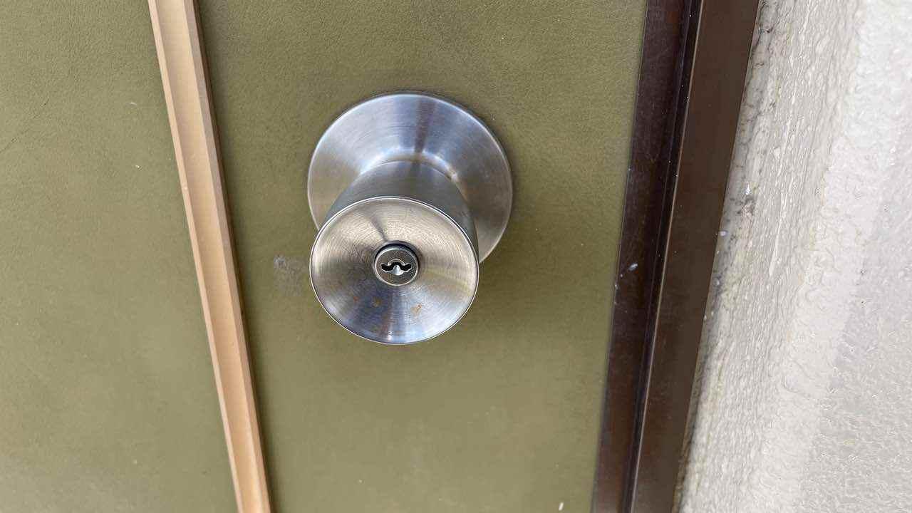 自宅の鍵を持つことから開放される方法