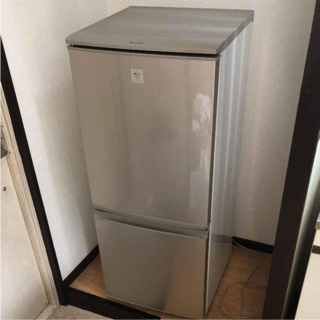 冷蔵庫をメルカリで出品する